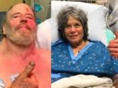 Les images du sauvetage de deux randonneurs disparus pendant 8 jours
