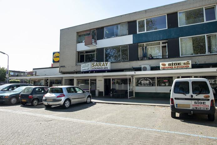 Winkelcentrum de oude Vlijmenseweg