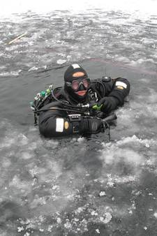 Enternaar al 1.800 keer naar de diepte gedoken