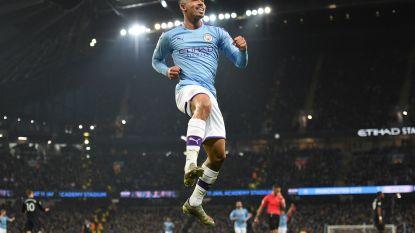 Gabriel Jesus leidt Man City met tweeklapper naar verdiende zege tegen Everton