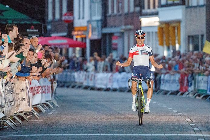 Jarlinson Pantano wint Draai van de Kaai in Roosendaal - Foto: Marcel Otterspeer / pix4profs