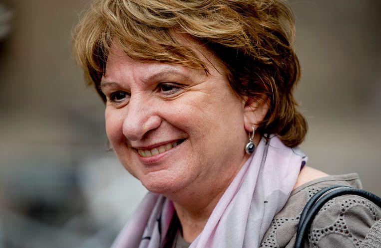 Mariëtte Hamer, voorzitter van de Ser. Beeld ANP