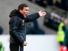 Door Stuttgart ontslagen Wolf beste coach in Duitsland