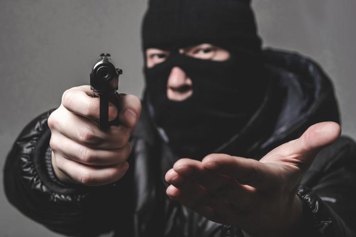 Het aantal gewapende overvallen op supermarkten is dit jaar opnieuw gestegen.