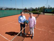 Tennisclub Huissen met padel op Spaanse toer