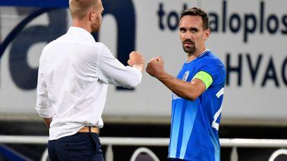 Football Talk. Man United bereikt achtste finales League Cup - Blessure Kums valt mee - De Pauw opgeroepen voor Congolese selectie