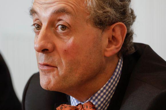 De Luikse procureur-generaal Christian de Valkeneer.