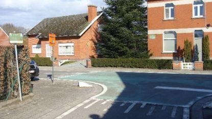 Kruispunt Kerkstraat met Loereveldstraat wordt veiliger