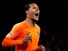 Aanvoerder Van Dijk niet tegen België