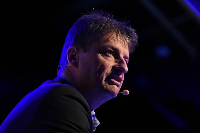 Olivier Chastel, tête de liste MR à l'Europe