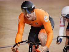 Lavreysen volgt Büchli op als wereldkampioen keirin