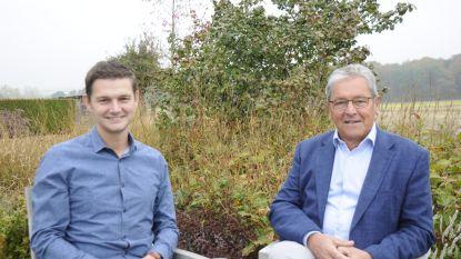 Kristof en Stefaan blikken vooruit op 'hun' burgemeesterschap