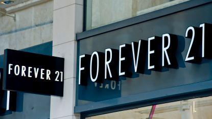 Kassa's bij Forever 21 digitaal gekraakt