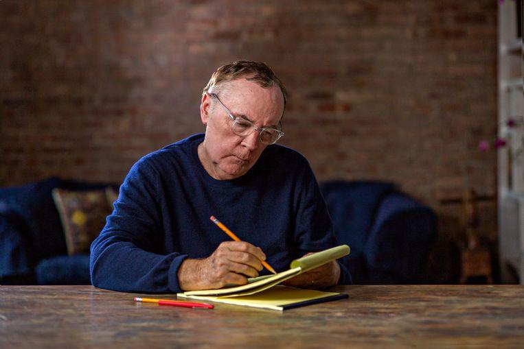 James Patterson staat bekend om zijn thrillers.