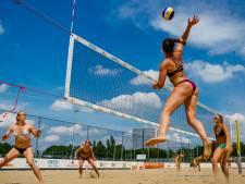 Eredivisie beachvolleybal begint woensdag bij zonsopkomst