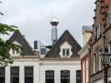 Joekel van Jonnie op restaurant Brass Boer Thuis in Zwolle verdwijnt pas na de feestdagen uit het zicht