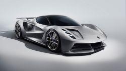 Lotus lanceert elektrische sportauto met bijna 2000pk