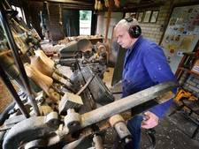 Nog maar 15 klompenmakers in Nederland