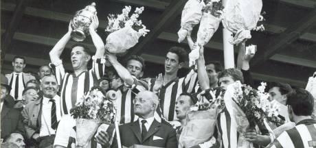 Het bizarre seizoen 1962-63 van Willem II: zonder morren veertien duels in vijftig dagen