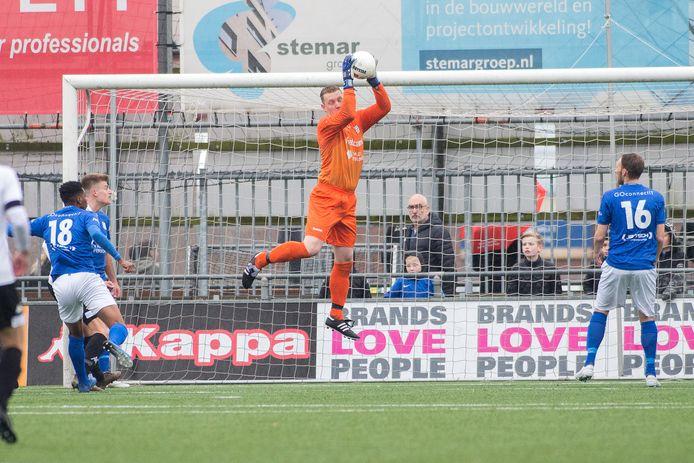 GVVV_doelman Johan Jansen.
