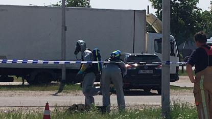 Opnieuw truck vol drugsafval gevonden in Limburg
