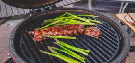 Barbecueërs maken graag goede sier met een luxe, dure barbecue