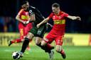 Bij Go Ahead beleefde Baas een geweldige tijd, pas in de laatste minuten van het seizoen liep hij promotie naar de eredivisie mis.
