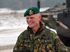 Commandant 43 Gemechaniseerde Brigade Havelte vertrekt naar Militaire Inlichtingendienst