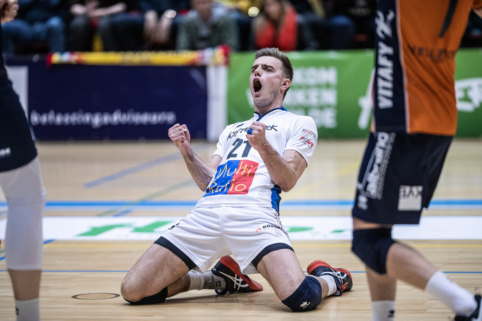 Orion plaatst zich voor de finale om de landstitel. Foto Jan van den Brink