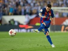 Messi krijgt eigen pretpark in China