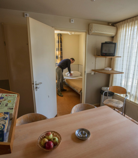 Daklozen in Brabant zetten zich schrap: 'Je moet in beweging blijven, anders bevries je'