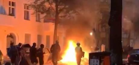 Rellen rond ontruiming Berlijnse kroeg: buurt verzet zich tegen grote vastgoedjongens