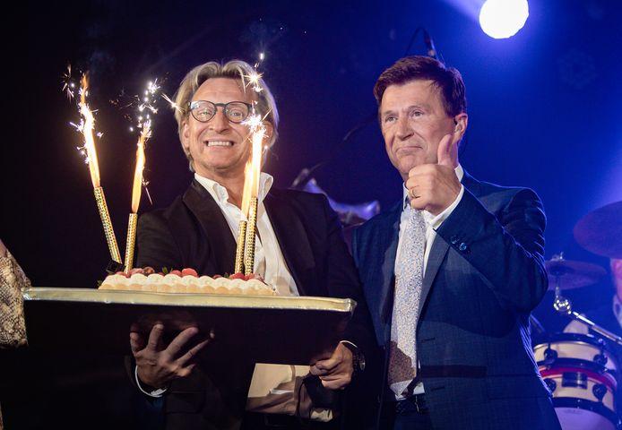 Jo Vally viert zijn verjaardag