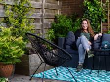 Ilse uit Deventer: 'Ik was drukker met onkruid tussen tegels dan met een paar vierkante meter groen'
