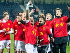Basel voor achtste keer op rij kampioen van Zwitserland