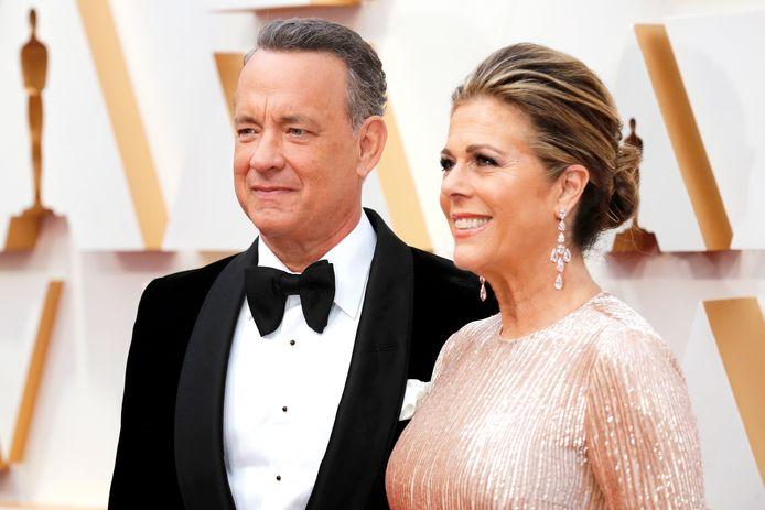 Tom Hanks et sa femme Rita Wilson ont été les premières célébrités à annoncer qu'elles avaient contracté le coronavirus.