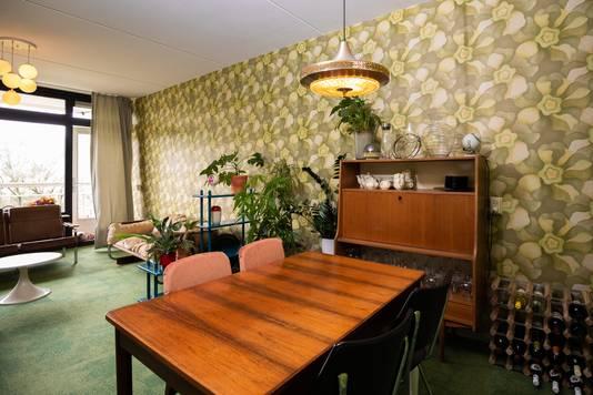 Keizershof 100 ademt de sfeer van de jaren zeventig.