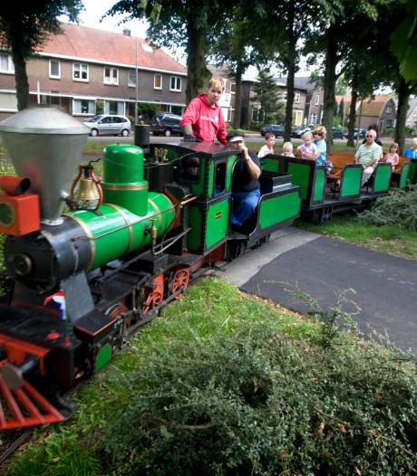 'Grote kans dat stoomtrein op korte termijn terugkeert in het Goffertpark'