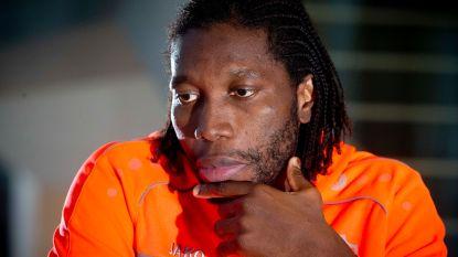 """Mbokani weer levensbelangrijk: """"Brussel is mijn stad. Voor Anderlecht staat de deur altijd op een klein kiertje"""""""