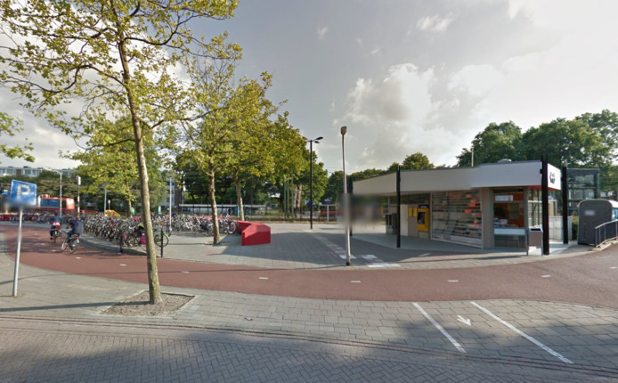 Station Universiteit Tilburg.