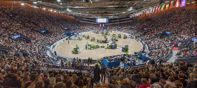 De arena van Göteborg.