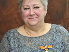 Wil de Man-Bakkers uit Waalwijk benoemd tot Lid in de Orde van Oranje-Nassau
