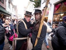 Meer dan 60.000 bezoekers op eerste dag Dickens Festijn in Deventer
