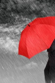 Oppassen deze dagen: we krijgen nat en stormachtig weer