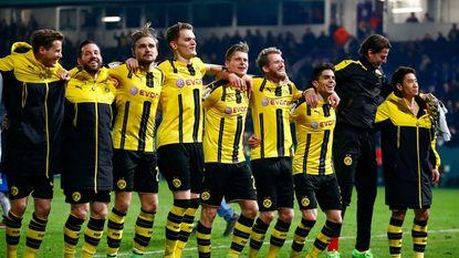 Droomaffiche in Duitse beker na vlotte zege Borussia op het veld van derdeklasser