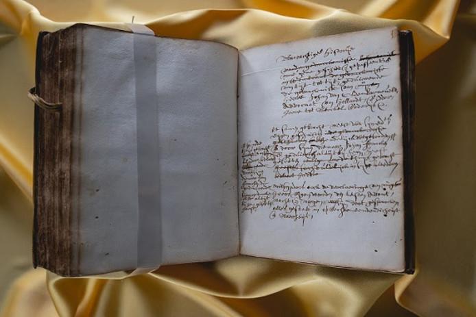 Het dagboek van Francken werd begin zeventiende eeuw voor het eerst in drukvorm uitgebracht.
