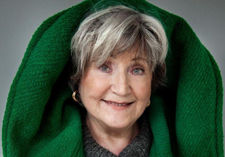 Jasparina de Jong (80). Beeld Ernst Coppejans