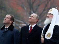 Poutine et l'immense statue qui fait polémique
