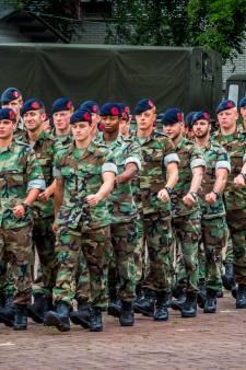 'Mariniers blijven in Midden-Nederland'