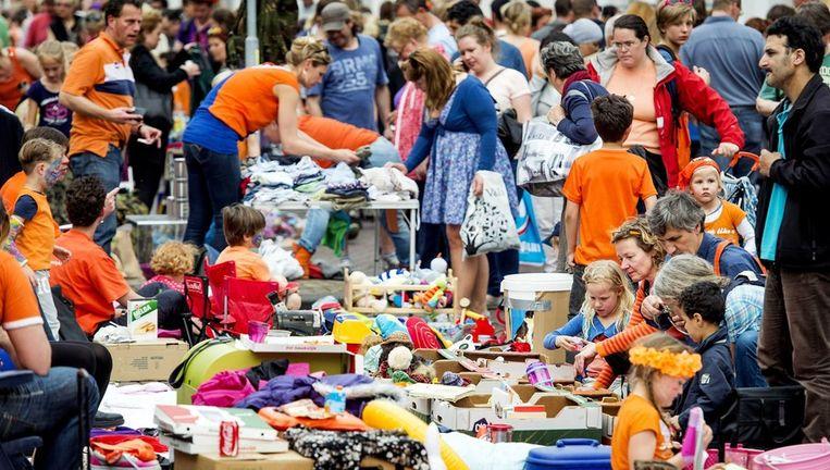 De Utrechtse Vrijmarkt Beeld epa
